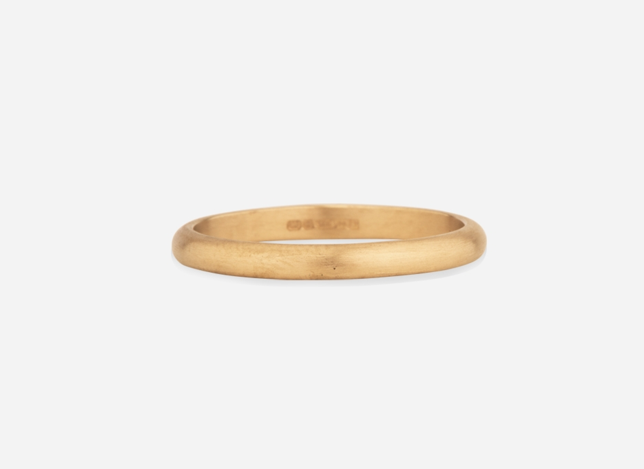 Unity Band 2.0 - Wedding Ring in Gold